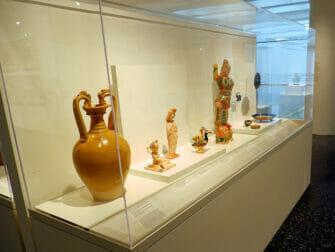 纽约布鲁克林博物馆 - 中国展品